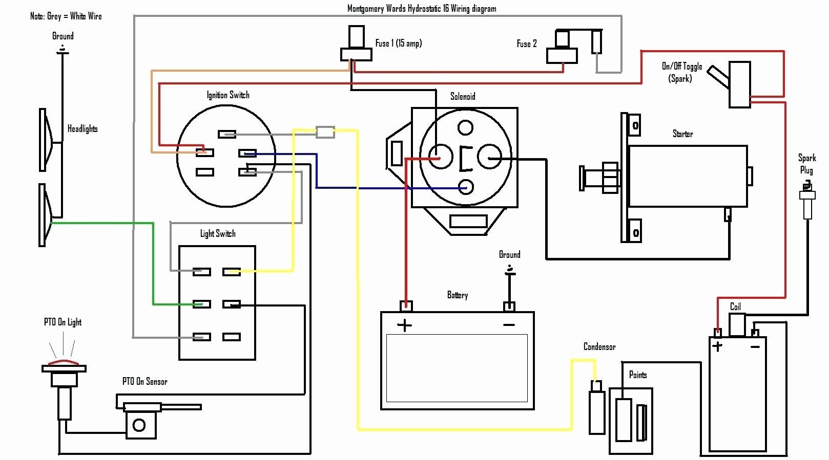 Briggs Amp Stratton Starter Wiring Diagram - wiring diagrams schematicswiring diagrams schematics