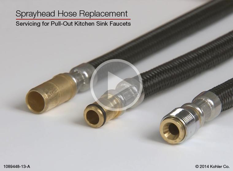 Kohler Faucets Replacement Parts Motor