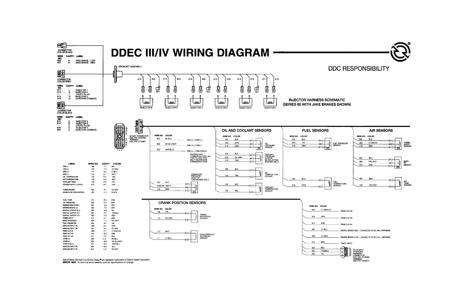 Brilliant Wiring Diagram Moreover Detroit Ecm Engine Brake On Ddec 3 Ecm Wiring Cloud Hemtshollocom