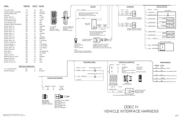 Groovy Ddec 5 Ecm Wiring Diagram Free Picture Basic Electronics Wiring Wiring Cloud Hemtshollocom