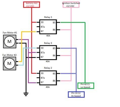 Fine Cooling Fan Relay Wiring Diagram For Ls3 Pdf Epub Library Wiring Cloud Waroletkolfr09Org