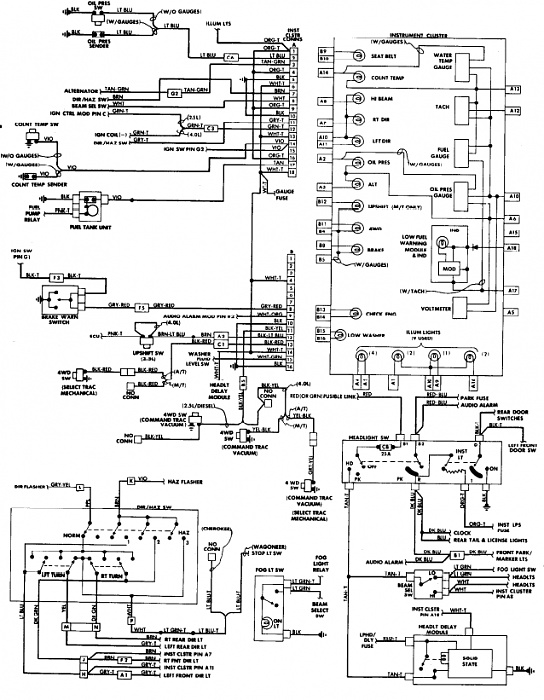 OW_5419] Jeep Anche Brake Wiring Diagram On 88 Jeep Comanche Wiring Diagram  Download DiagramKargi Xaem Mohammedshrine Librar Wiring 101