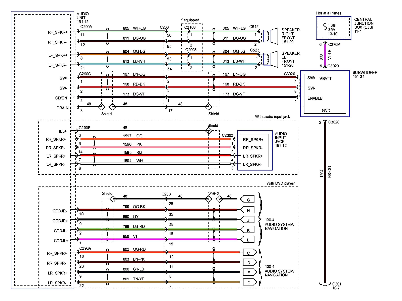 Ford Explorer Wiring Harness Diagram - Wiring Diagram Server arch-answer -  arch-answer.ristoranteitredenari.it [ 2250 x 3000 Pixel ]