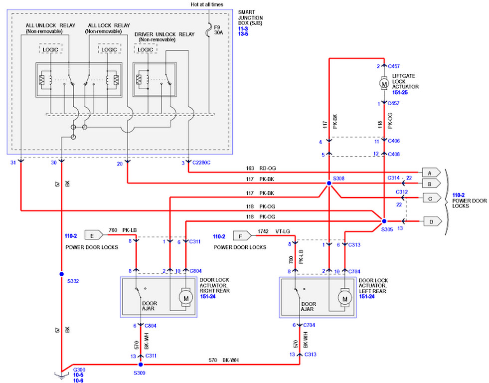 2001 Ford Focus Wiring Diagram Moped Cdi Box Wire Diagram