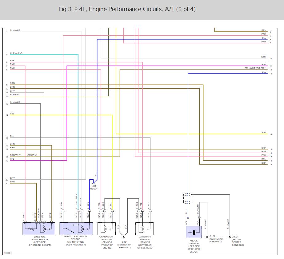 2004 Hyundai Elantra Oxygen Sensor Wiring Diagram
