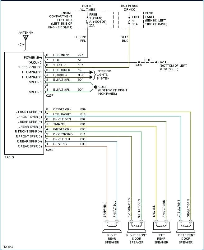2001 Ford F150 Stereo Wiring Diagram Wiring Diagrams Site Tell Bag Tell Bag Rimedifitoterapici It