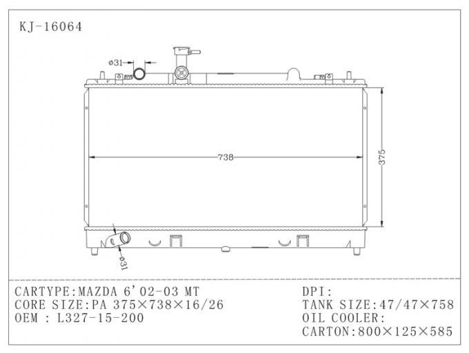 Mf 4360 03 Mazda 6 Engine Cooling Diagram Schematic Wiring