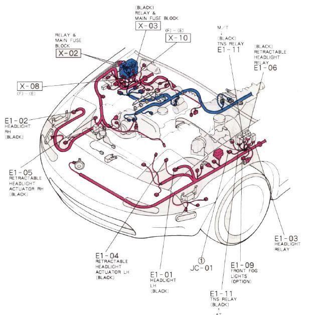1991 Mazda Mpv Van Electrical Wiring Diagram Service Repair Manual Oem 91 Archives Statelegals Staradvertiser Com