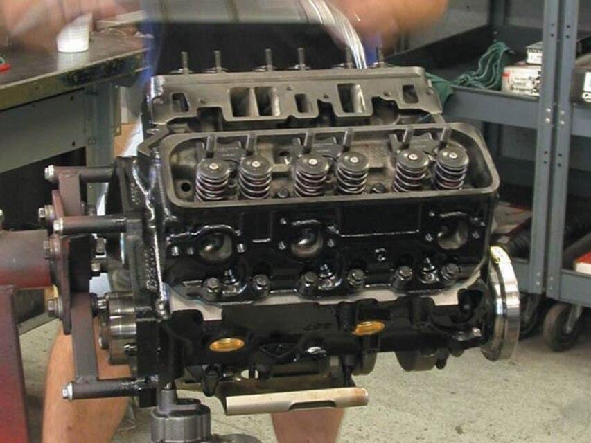 Fantastic Chevy 4 3L 262Ci V 6 Engine Build Wiring Cloud Onicaxeromohammedshrineorg