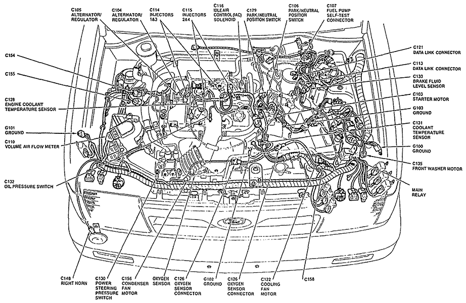 89 Ford Festiva Wiring Diagram - 1990 Jeep Wrangler Wiring Diagram for Wiring  Diagram SchematicsWiring Diagram Schematics