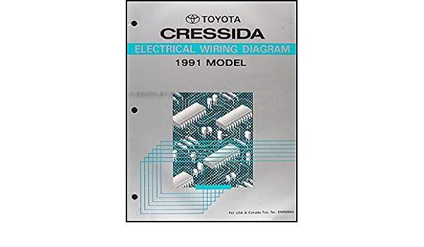 Yz 7174 1991 Toyota Cressida Wiring Diagram Wiring Diagram