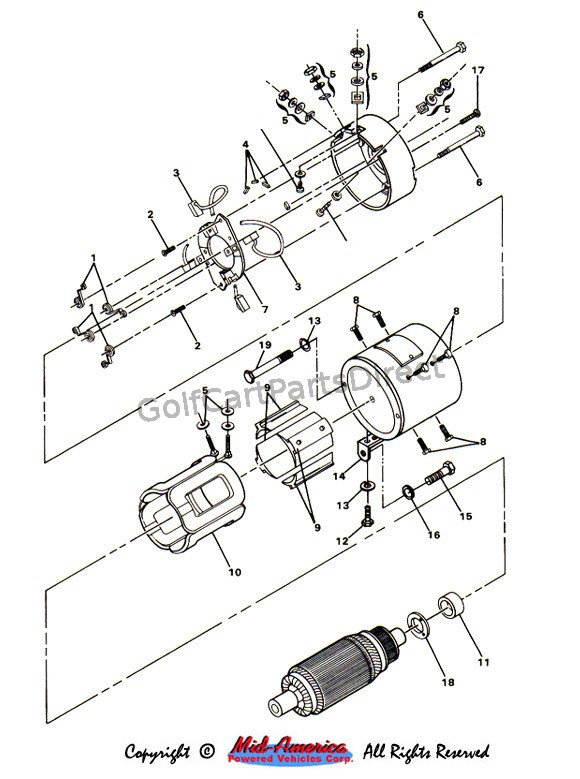 Ss 1188 91 Club Car Golf Cart Wiring Diagram Download Diagram