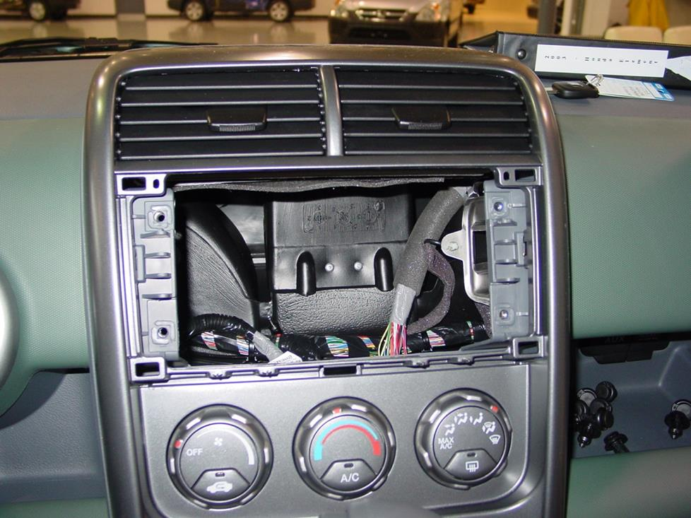 Strange 2003 2011 Honda Element Car Audio Profile Wiring Cloud Hemtegremohammedshrineorg