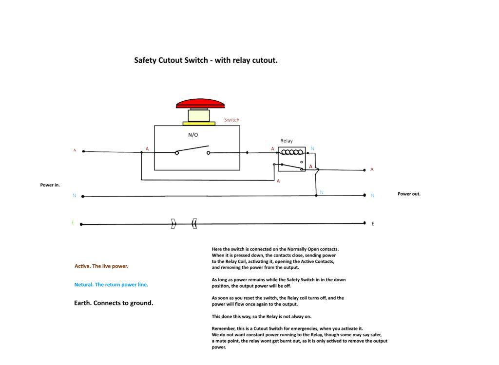 Vo 0874 Emergency Stop Wiring Diagrams Free Diagram
