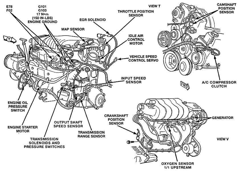 chrysler town and country engine diagram | www wiring diagram publicity -  www.marsilioshop.it  wiring diagram library