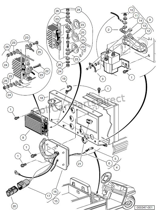 ND_6149] Wiring Carryall Vi Powerdrive Electric Vehicle Club Car Parts Free  DiagramTixat Gram Unnu Vell Rele Mohammedshrine Librar Wiring 101