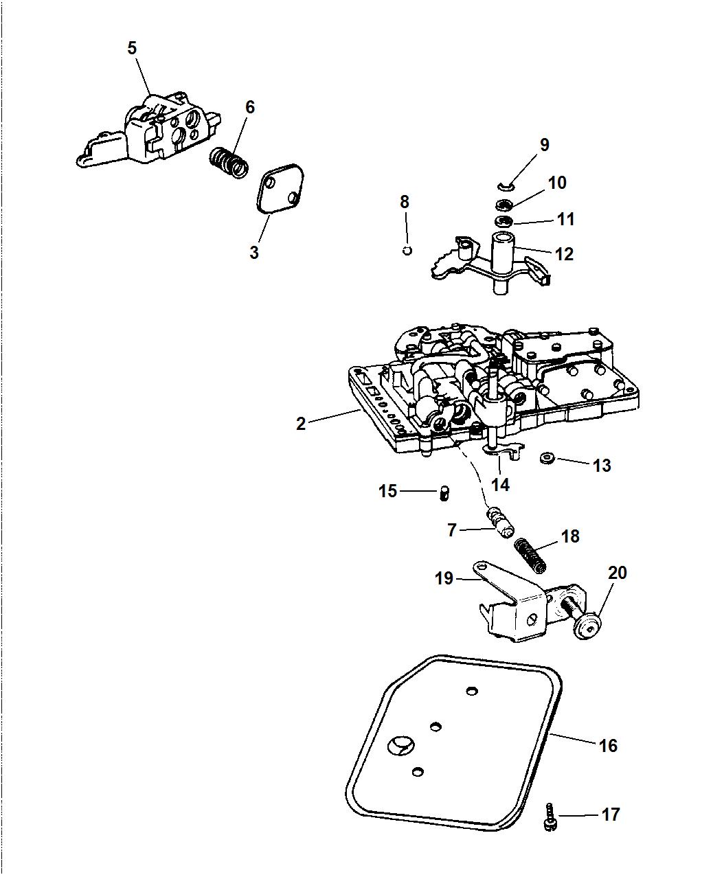 46re Valve Body Diagram Colorado Wiring Diagrams Jimny Waystar Fr