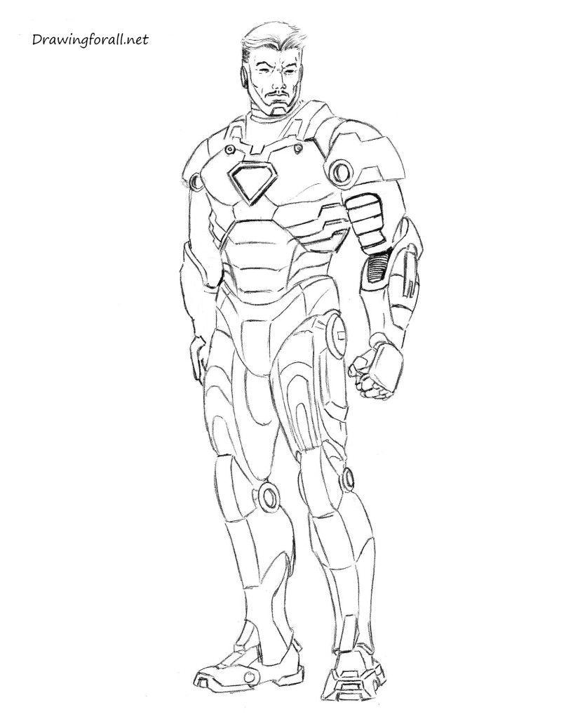 Peachy Drawn Suit Iron Man Auto Electrical Wiring Diagram Wiring Cloud Mousmenurrecoveryedborg