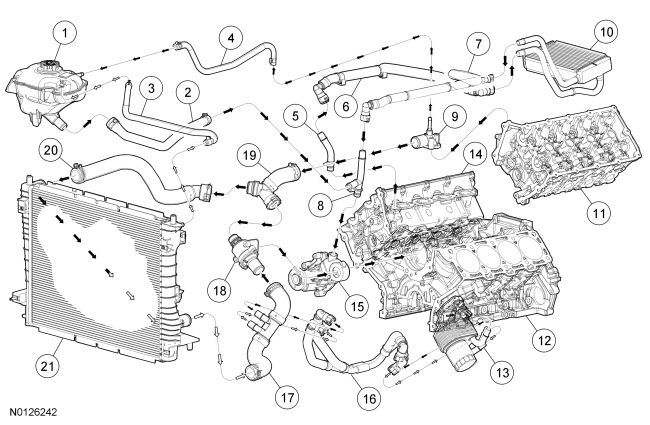 ry_5747] ford mustang cooling system diagrams on engine coolant ...  leona siry inama mohammedshrine librar wiring 101