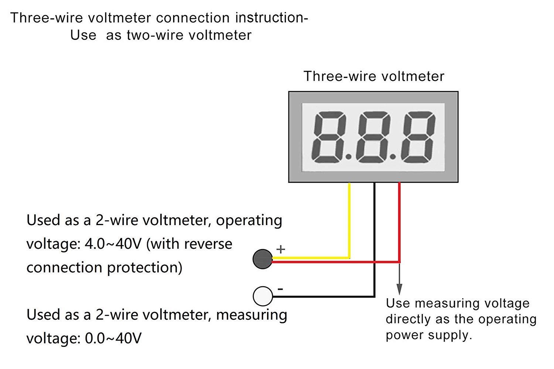 voltmeter wiring diagram ford sm 6262  dc ammeter shunt wiring diagram on 100 amp volt meter  dc ammeter shunt wiring diagram on 100