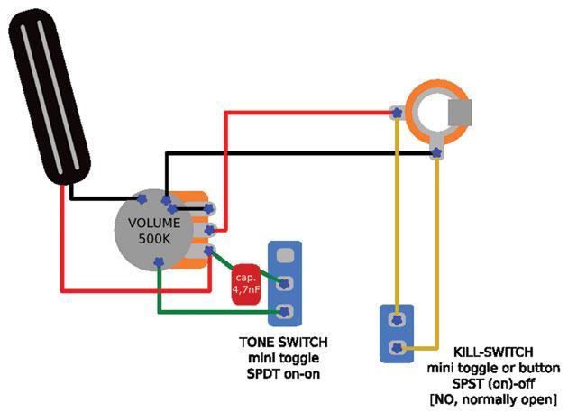 Ea 2506  Coil Tap Wiring Diagram Schematic Wiring