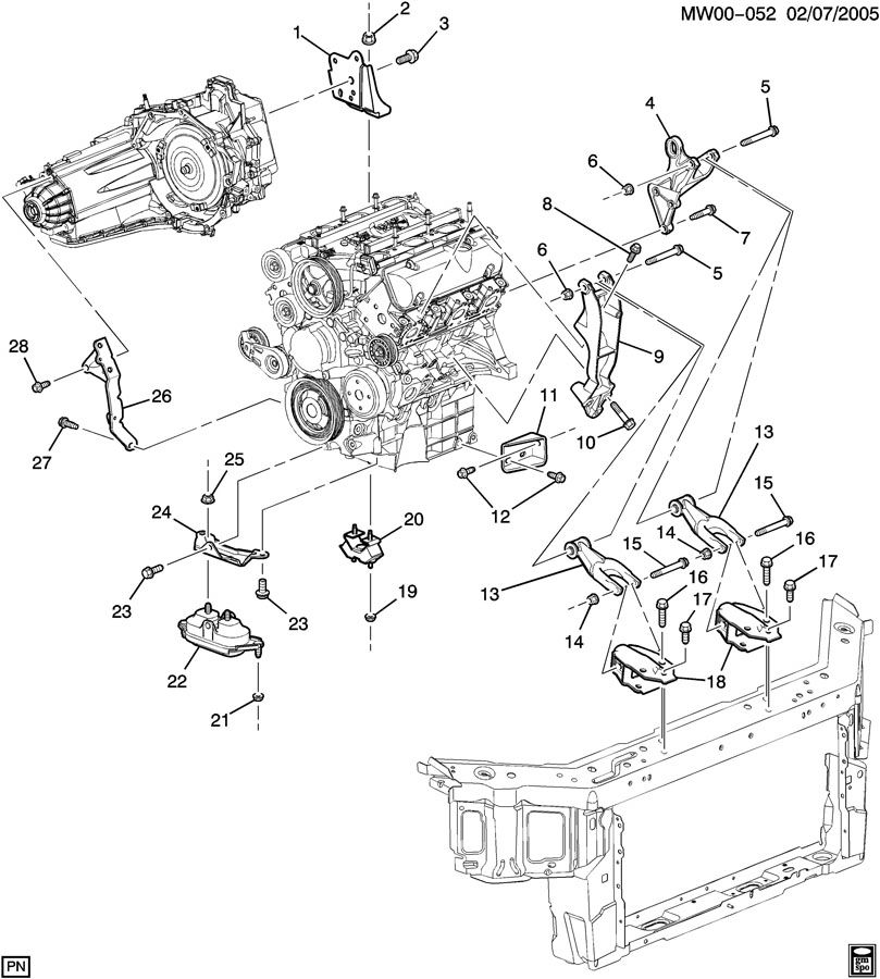Awe Inspiring New 5 3 Chevy Engine On Chevy 2007 Chevrolet Impala Engine Diagram Wiring Cloud Ittabpendurdonanfuldomelitekicepsianuembamohammedshrineorg