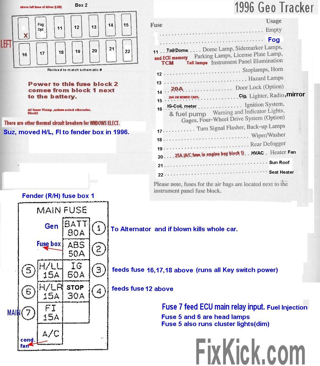 TA_9755] Of A C Pressor Relay Fuse On Chevrolet Tracker 2002 Fuse Box  Diagram Schematic WiringCana Feren Ehir Loida Onom Teria Benkeme Mohammedshrine Librar Wiring 101