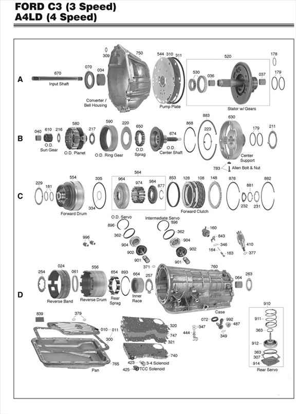Lw 5335  1996 Ford Explorer Transmission Diagram Schematic Wiring