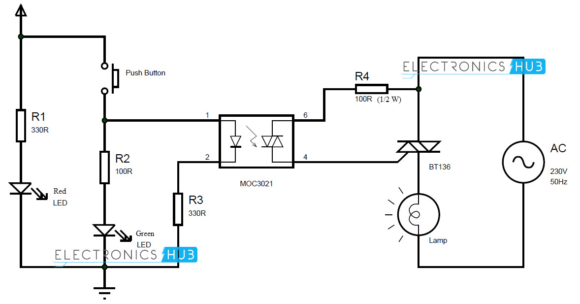 Miraculous 12V Dc Solid State Relay Circuit Diagram Basic Electronics Wiring Wiring Cloud Gufailluminateatxorg