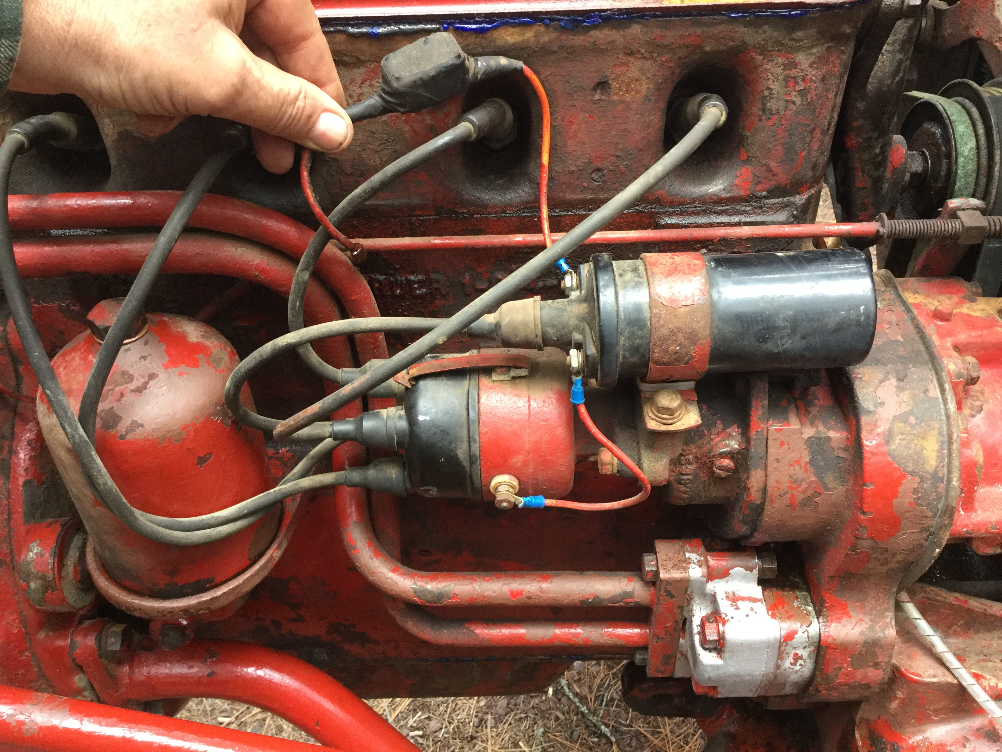 Prime 12 Volt Conversion With Battery Ignition Wiring Cloud Itislusmarecoveryedborg