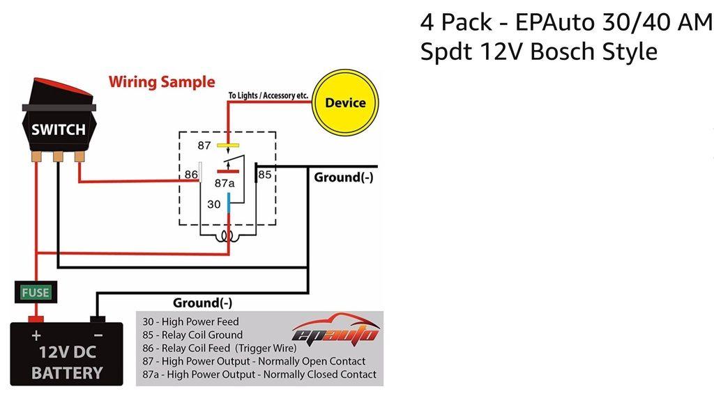 [TBQL_4184]  BA_8994] Spdt Relay Multisim Wiring Diagram | Wiring Diagram Spdt Rib |  | Nedly Exxlu Icand Garna Phae Mohammedshrine Librar Wiring 101