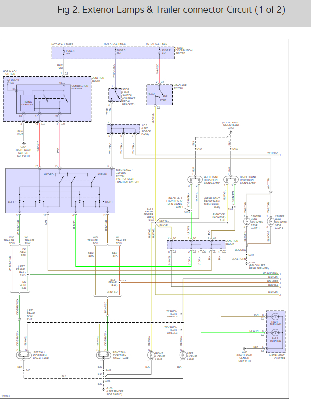 Excellent Wiring Diagram Do You Have The Tail Light Wiring Diagram For A Wiring Cloud Cranvenetmohammedshrineorg