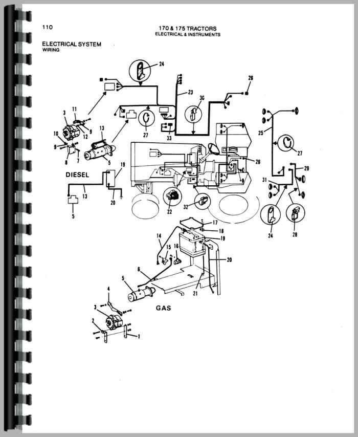 611 Allis Chalmers Wiring Diagram Gm Shifter Wiring Diagram Srd04actuator Sampwire Jeanjaures37 Fr