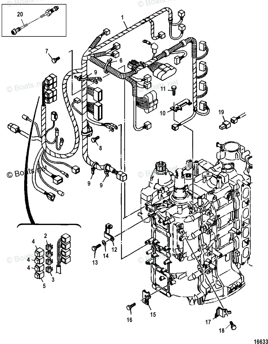 Xd 3015 Mercury Mariner Wiring Harness Download Diagram