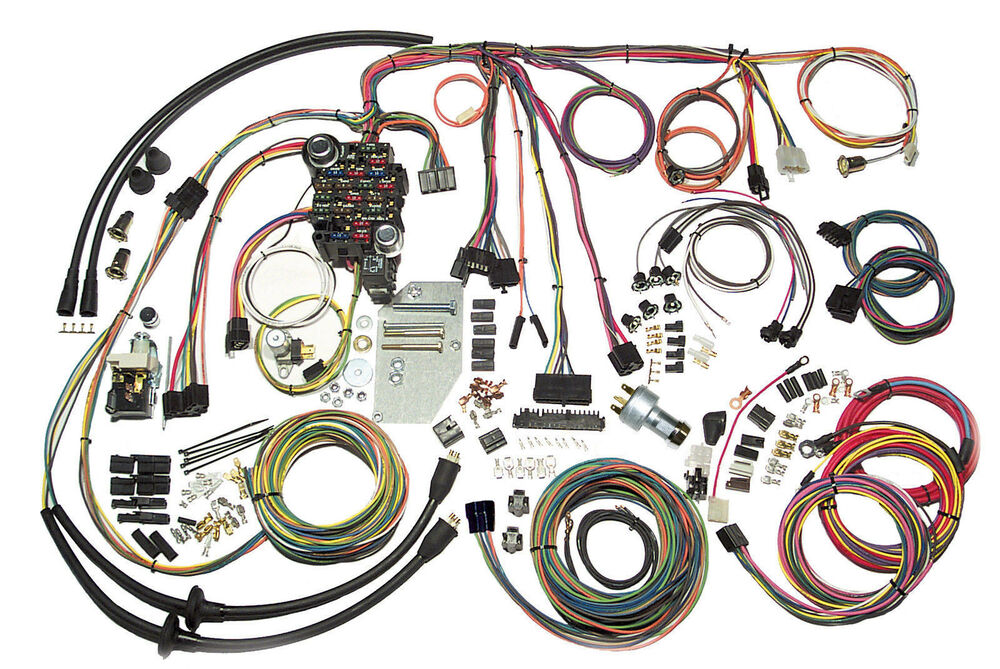 American Autowire Turn Signal Switch Wiring Diagram ...