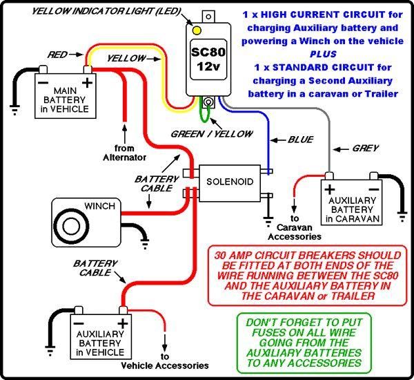 CT_7772] Wiring Diagram Charging A Trailer Battery Wiring DiagramHison Onom Teria Benkeme Mohammedshrine Librar Wiring 101