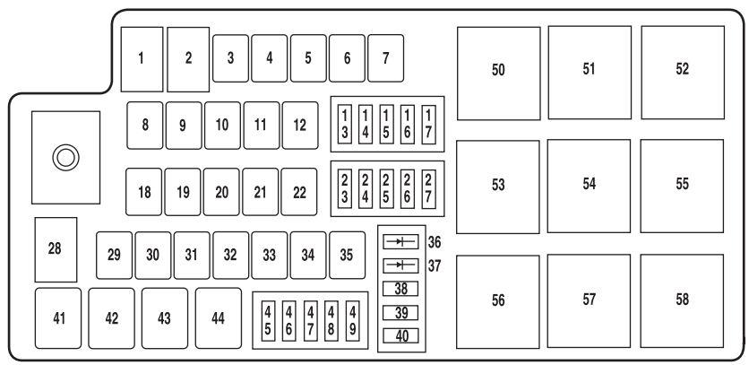 Pleasant 2012 Mustang Fuse Box Diagram Wiring Diagram Library Wiring Cloud Intelaidewilluminateatxorg