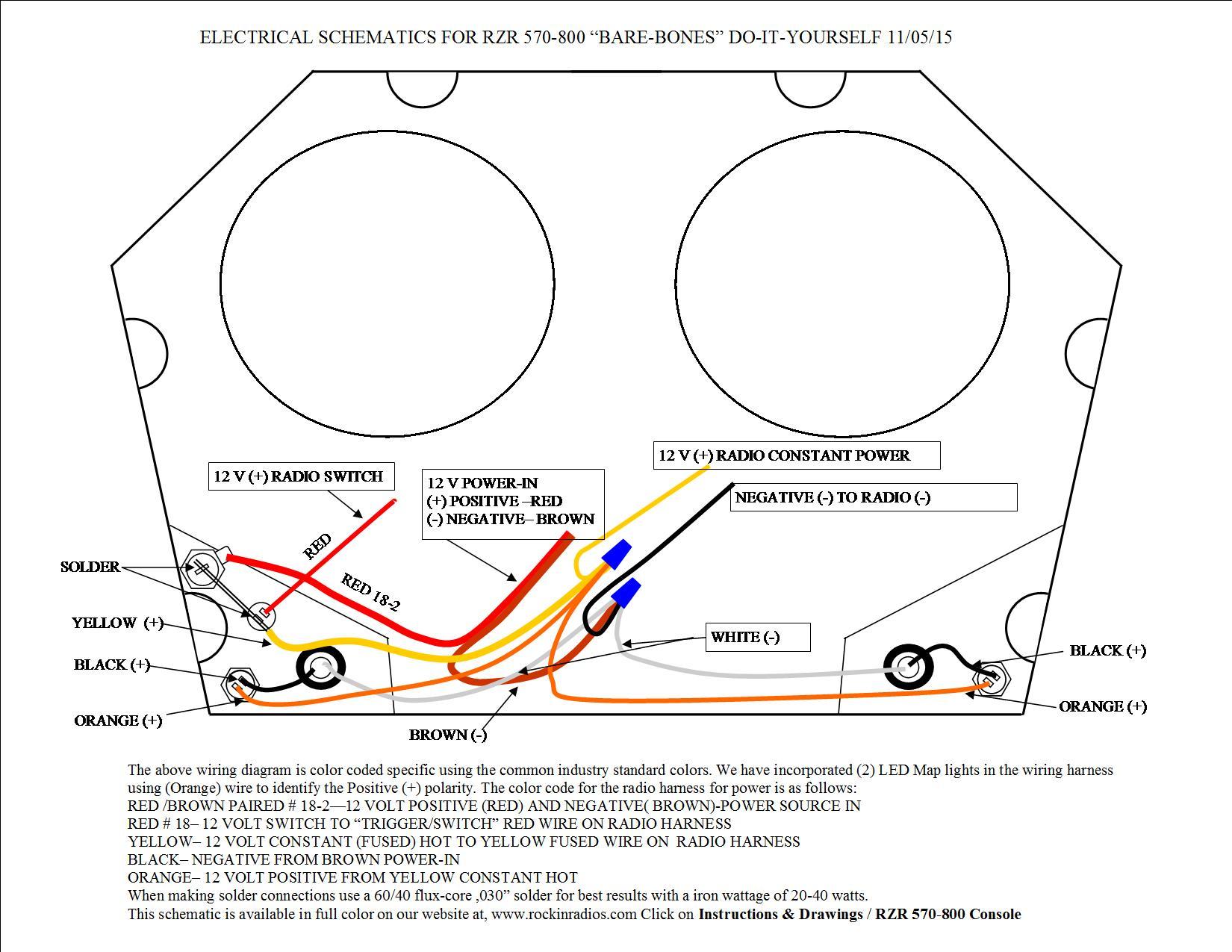 Awe Inspiring Rzr 570 800 Instruction Drawings Wiring Diagram Wiring Cloud Vieworaidewilluminateatxorg