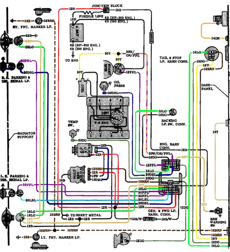 Pleasant 1969 Chevelle Wiring Diagram As Well 1967 Chevelle Wiring Diagram Wiring Cloud Licukaidewilluminateatxorg