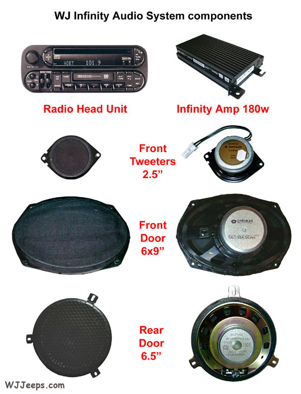 Infinity Gold Stereo Wiring Diagram