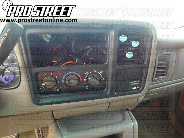 Zl 0303 Silverado 1500 Radio Install Kit Also 2008 Gmc Sierra Stereo Wiring Wiring Diagram