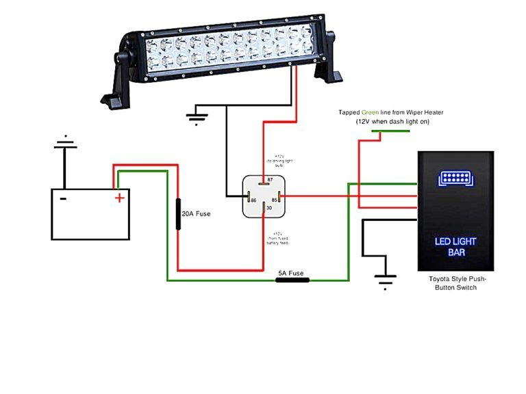 [DIAGRAM_38IU]  KT_4786] Led Light Bar Wiring Diagram For Truck Wiring Diagram | Led Bar Wiring Diagram |  | Nful Waro Wedab Mohammedshrine Librar Wiring 101