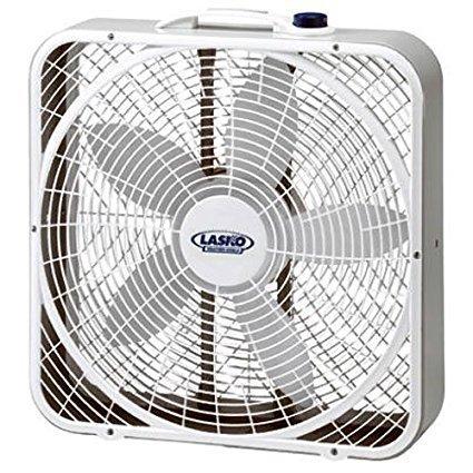 Astounding Amazon Com Lasko 3720 20 Weather Shield Performance Box Fan 2 Wiring Cloud Hisonepsysticxongrecoveryedborg