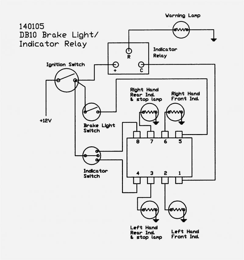 Excellent 12V Relay Wiring Diagram Light Brandforesight Co Wiring Cloud Faunaidewilluminateatxorg