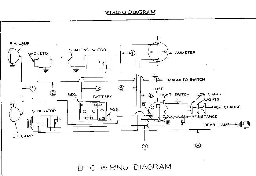 wiring diagram for allis chalmers c - kohler 241 engine parts diagram for wiring  diagram schematics  wiring diagram schematics