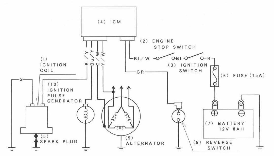 xh6073 kart wiring diagram honda trx 250 wiring diagram