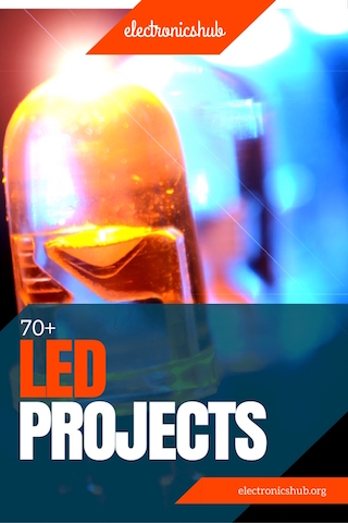 Cool 70 Led Projects And Circuits For Engineering Students Wiring Cloud Filiciilluminateatxorg