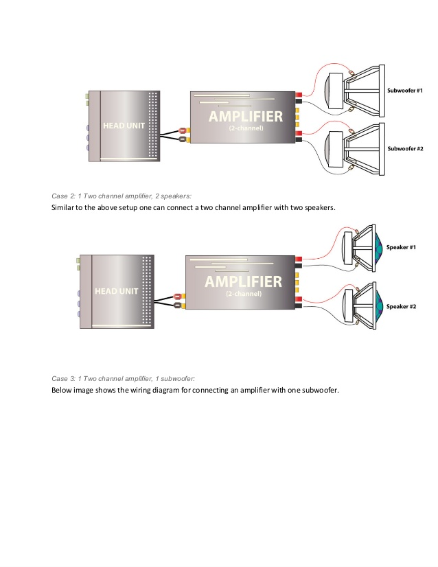 yl9190 sub amp wiring diagram head unit sub circuit