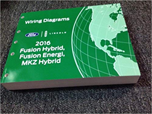 Strange 2016 Ford Fusion Lincoln Mkz Wiring Diagram Manual Original Ford Wiring Cloud Inklaidewilluminateatxorg