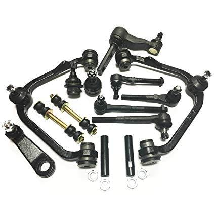 Marvelous Amazon Com Partsw 18 Piece Complete Suspension Kit For Ford Wiring Cloud Licukshollocom
